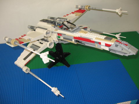 X-Wing Fighter (7191)