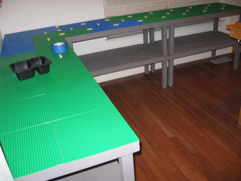 LEGO Tables, Step 3