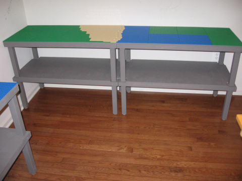 LEGO Tables, Step 4