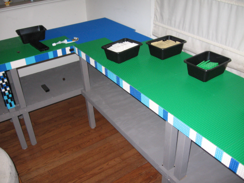 LEGO Tables, Step 5