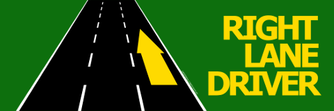Right Lane Driver